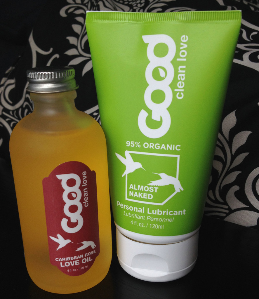 Clean Wholesome: Love Oil And Personal Lubricant From Good Clean Love: Our