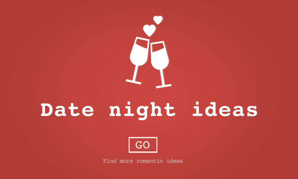 romantic date night ideas
